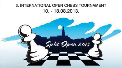 Split Chess Open 2013