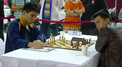 Wesley So - Nguyen Duc Hua