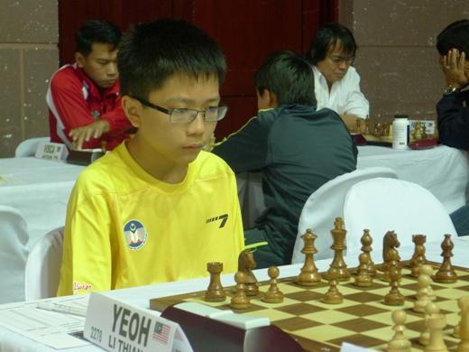Yeoh Li Tian