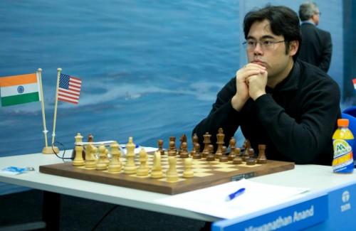 Nakamura in Wijk Aan Zee