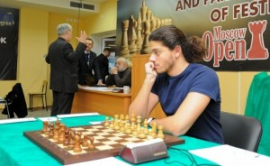 Firat Burak was the only winner of the round, again