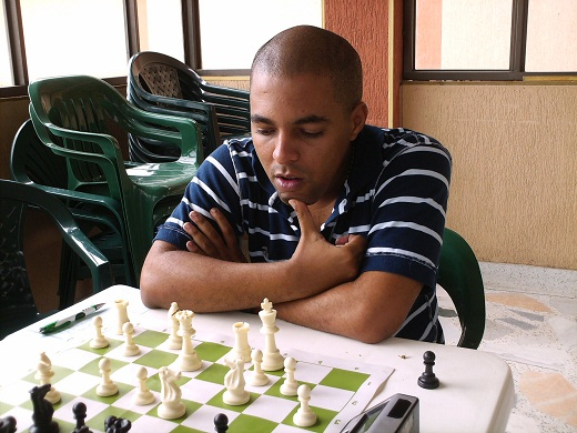 GM Isan Reynaldo Ortiz Suarez