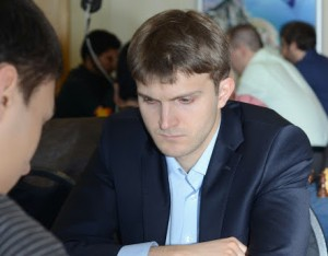 Nikita Vitiugov won the tournament in Gibraltar
