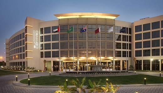 Sharjah Centro Rotana Hotel