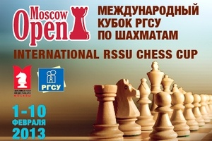 moscow open 2013