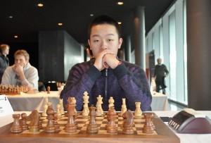 GM Wei Yi