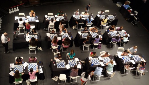 10th Annual Susan Polgar Foundation Girls' Invitational