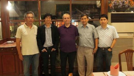 CIS Visit to Bangkok