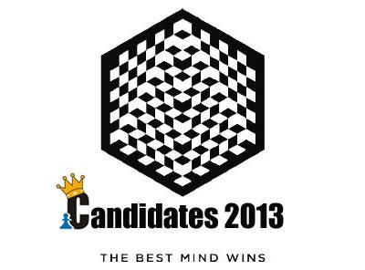 Tabuleiro Social - Início Candidates-Chess-2013