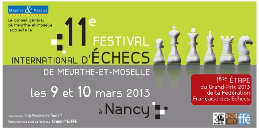 French Rapid Grand-Prix Nancy 2013
