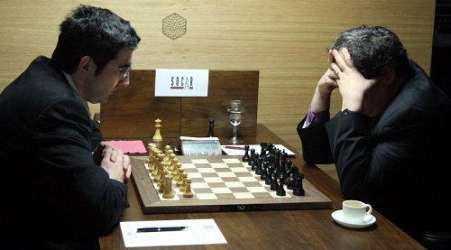 Kramnik - Gelfand London R13