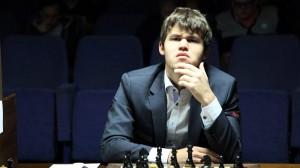 Magnus Carlsen London R13