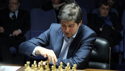 Peter Svidler London R13