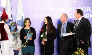Turkey's women chess gets stronger every year and they have high hopes for Astana
