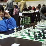 Amin Shaabani became the winner of the U8 Tournament by collecting 8 points
