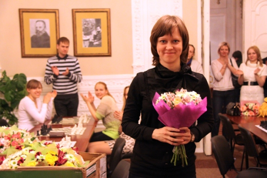 Anna Burtasova