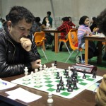IM Al-Ali Hussein Ali Hussein from Iraq landed on the 58th place with 5.5 points. He is the manager of a Chess Club in Erbil city of Iraq.