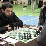 IM Shota Azaladze (2461) from Georgia collected 8.5 points from 11 games and won the tournament on tie-break despite being late for the 1st round