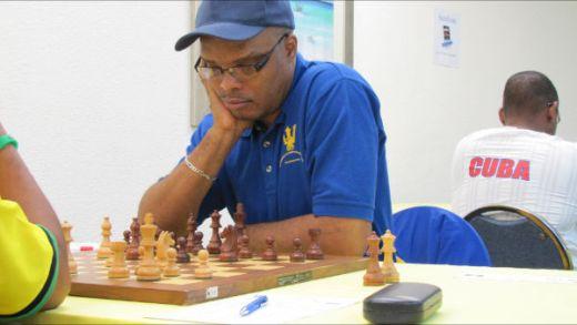 International Master Kevin Denny