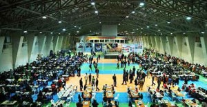 Khazar Cup International Competitions' salon