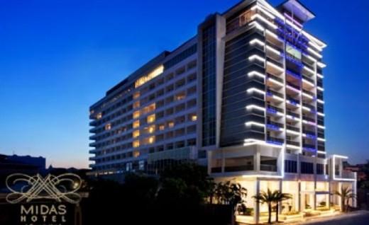 Midas Hotel in Pasay City, Metro Manila