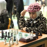 Motahareh Asadi, the Girls U8 World Champion, finished 11th in the Women's Tournament