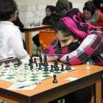 Narmin Mammadova (1953) from Azerbaijan became the champion of Khazar Cup Women's Tournament by collecting 7.5 points