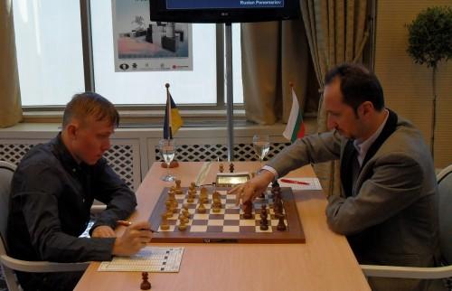 Ruslan Ponomariov - Veselin Topalov
