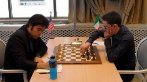 Caruana will soon be in action again at the Tal Memorial 2013, where he will meet again Nakamura and many of the top players
