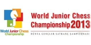 World Junior Chess Championships 2013