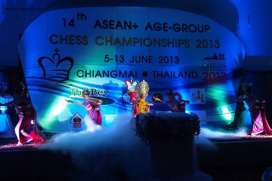 ASEAN+ Age-Group Chess Championships Opening
