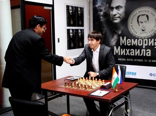 Andreikin - Anand
