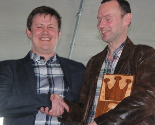 Bjorn Thorfinnsson and Hannes Stefansson