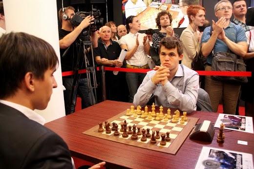 Carlsen - Andreikin