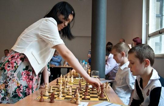 Cez Chess Trophy 2013