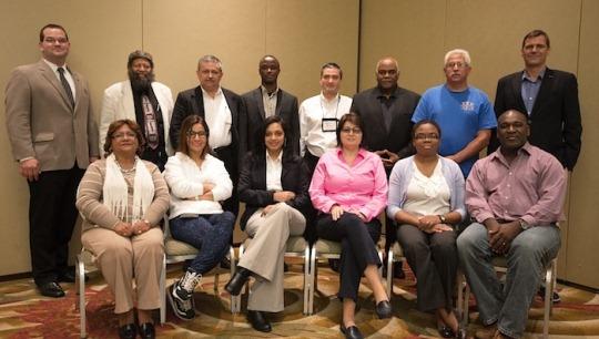FIDE International Organizers Seminar in New York 1