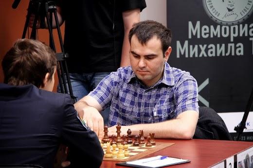 Karjakin - Mamedyarov
