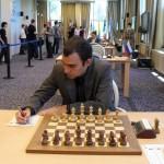 Dominguez won the Thessaloniki Grand Prix