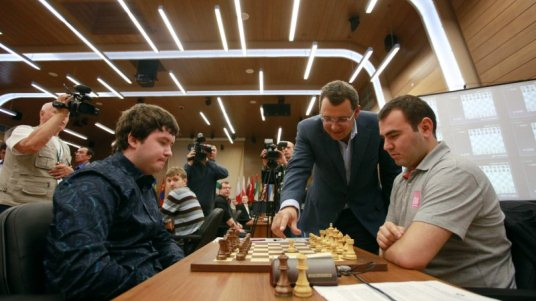 World Blitz Chess Championship