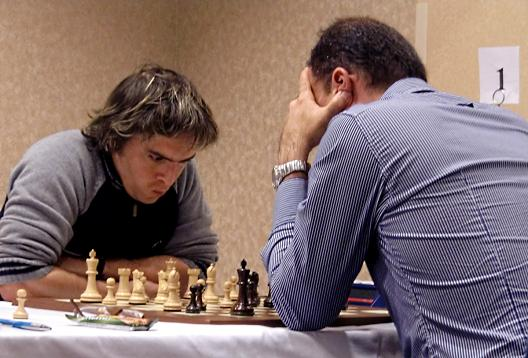 Lazaro Bruzon - Ivan Sokolov