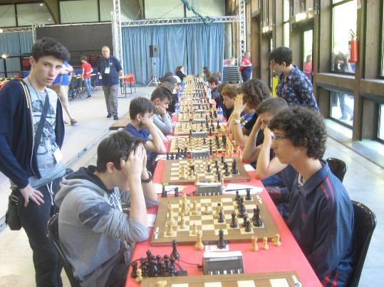Italian U16 Championships 1