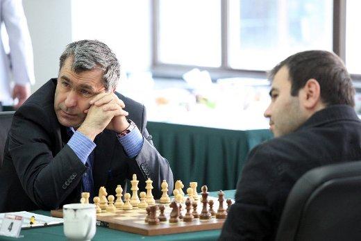 Ivanchuk - Mamedyarov