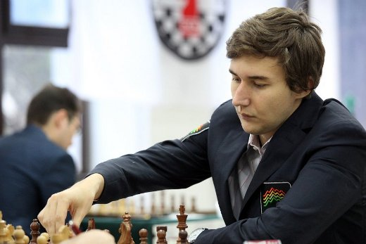 Karjakin still leads in Beijing