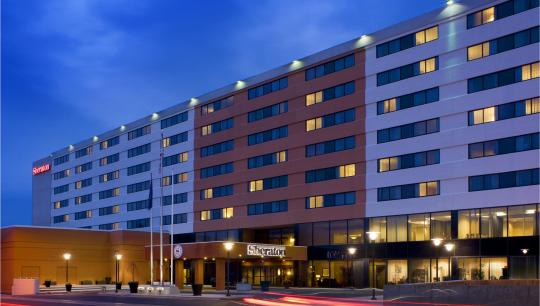 Sheraton Hotel, Bradley Airport