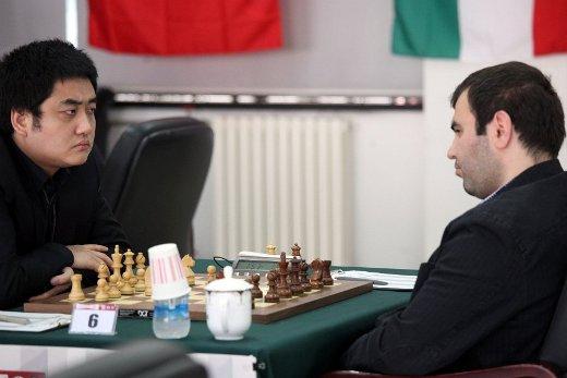 Wang Yue - Mamedyarov