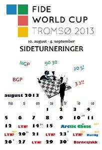 World Chess Cup 2013 - Arctic Chess NGP