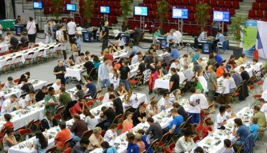 On the second day, the other tournaments begun