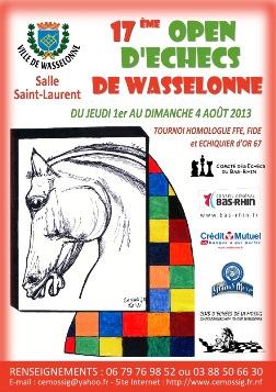 17th Open d'Echecs de Wasselonne