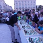 GM Anthony Wirig in the simul
