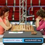 Adina-Maria Hamdouchi - Nino Maisuradze